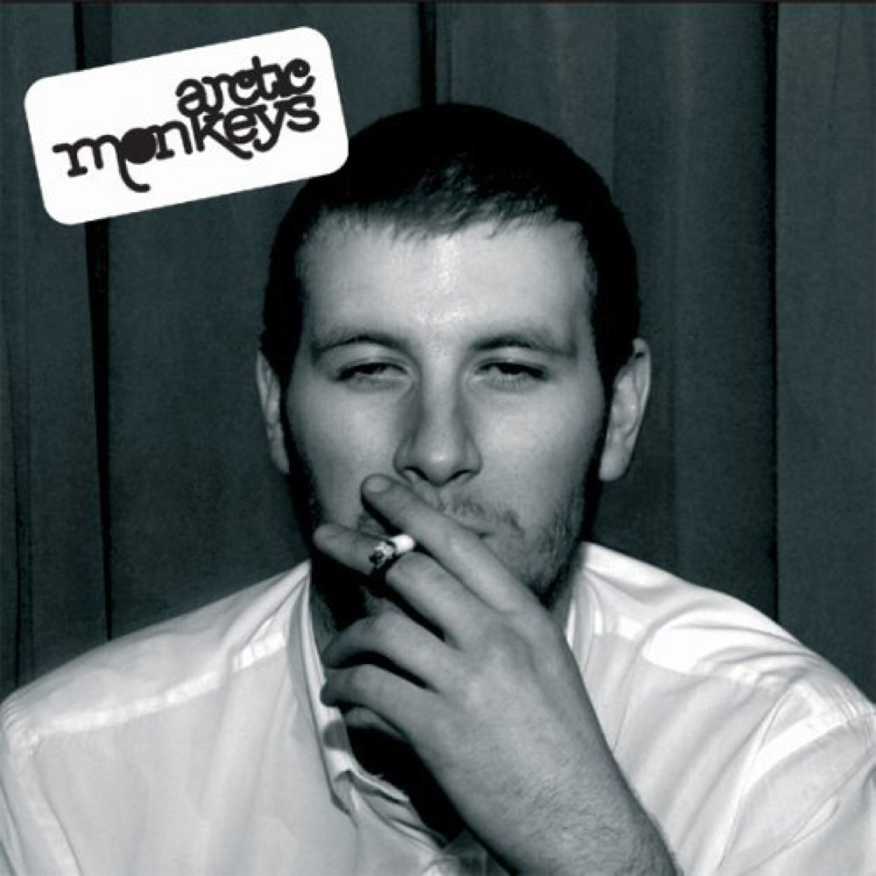 Arctic Monkeys – Whatever People Say I Am, That's What I'm Not(2006)1st