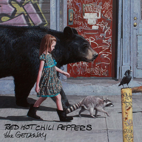 Red Hot Chili Peppers – The Getaway(2016)11th